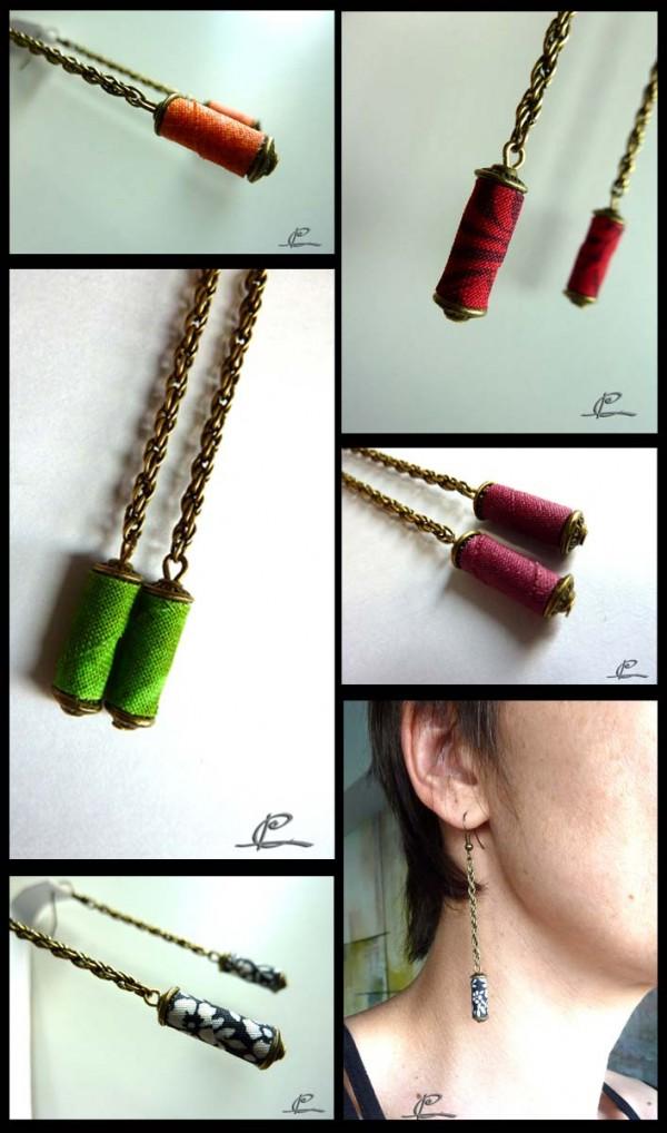Des boucles d'oreille textiles minimalistes dans juin 2012 BO-minimalistes-e1344188236556